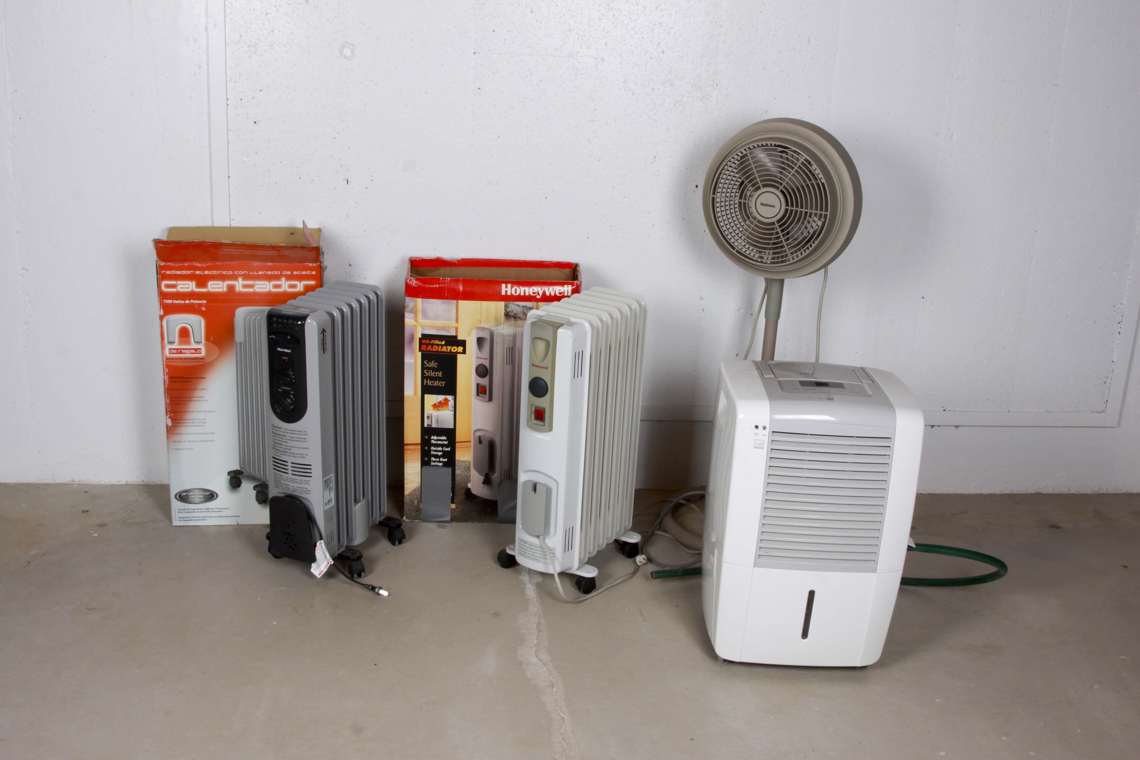 Home Appliance Assortment