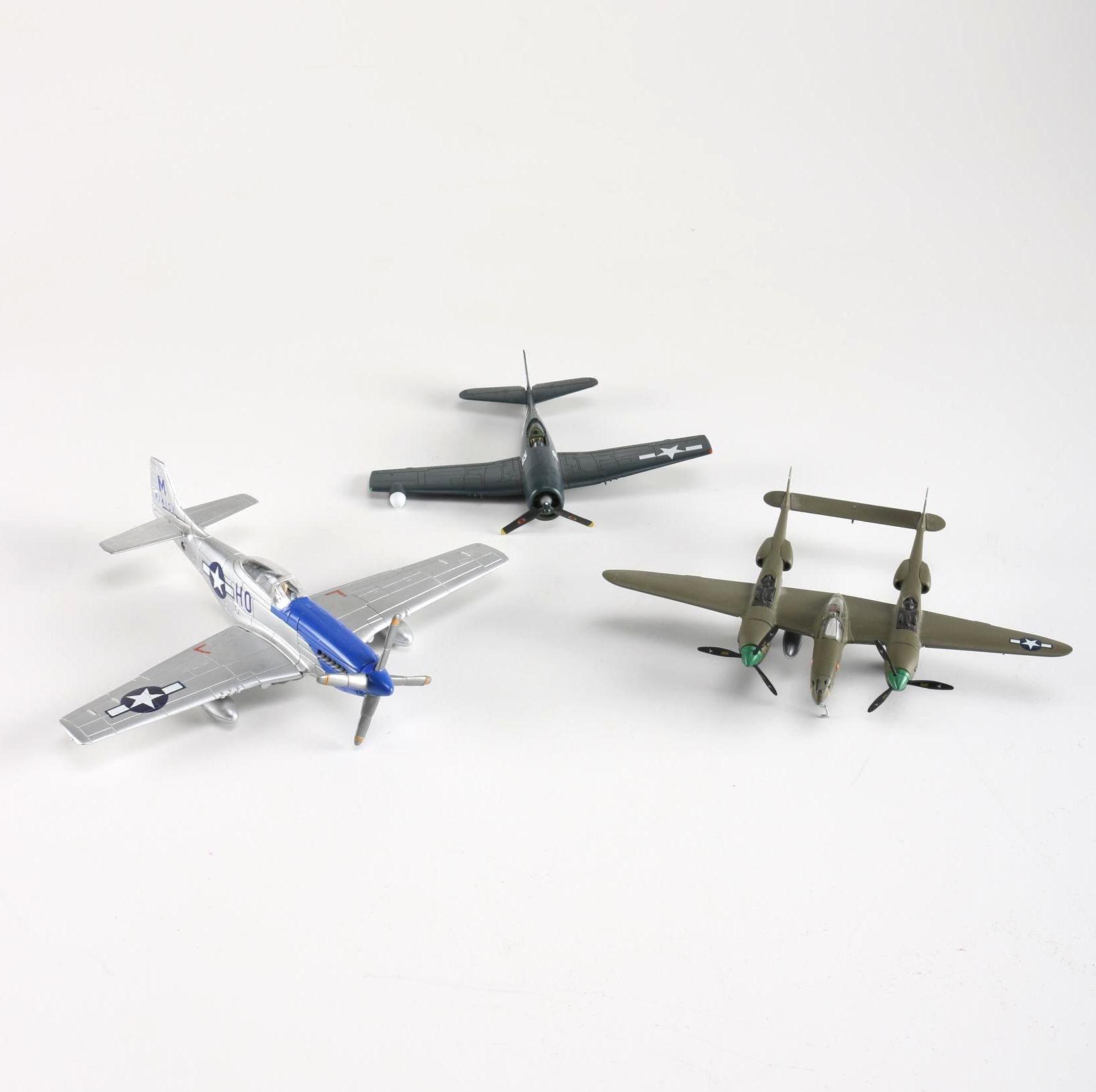 Die-Cast Airplanes