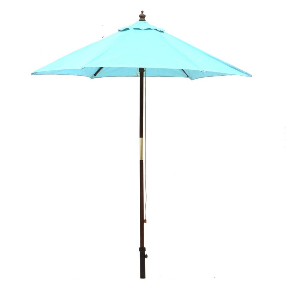 Pier One Outdoor Patio Umbrella