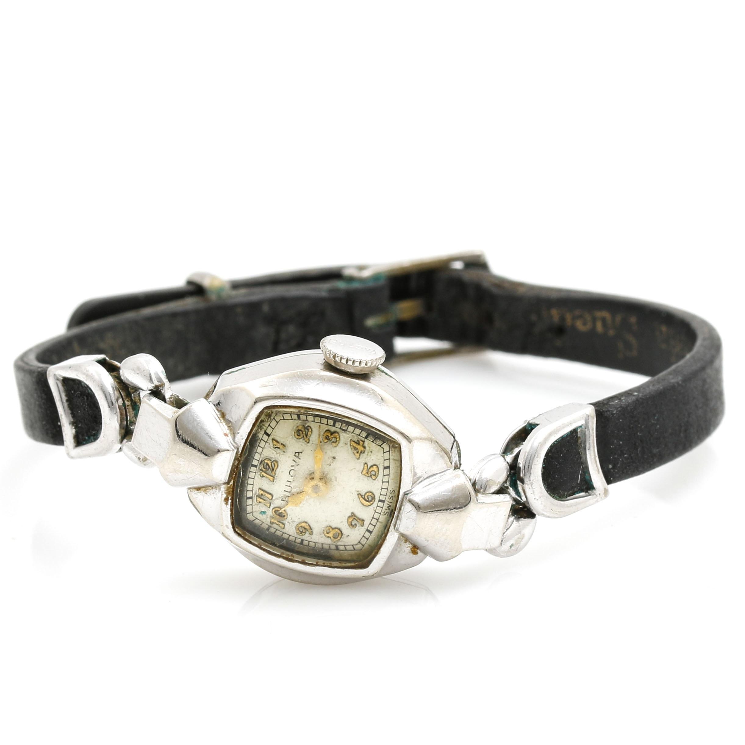 Women's Bulova Wristwatch