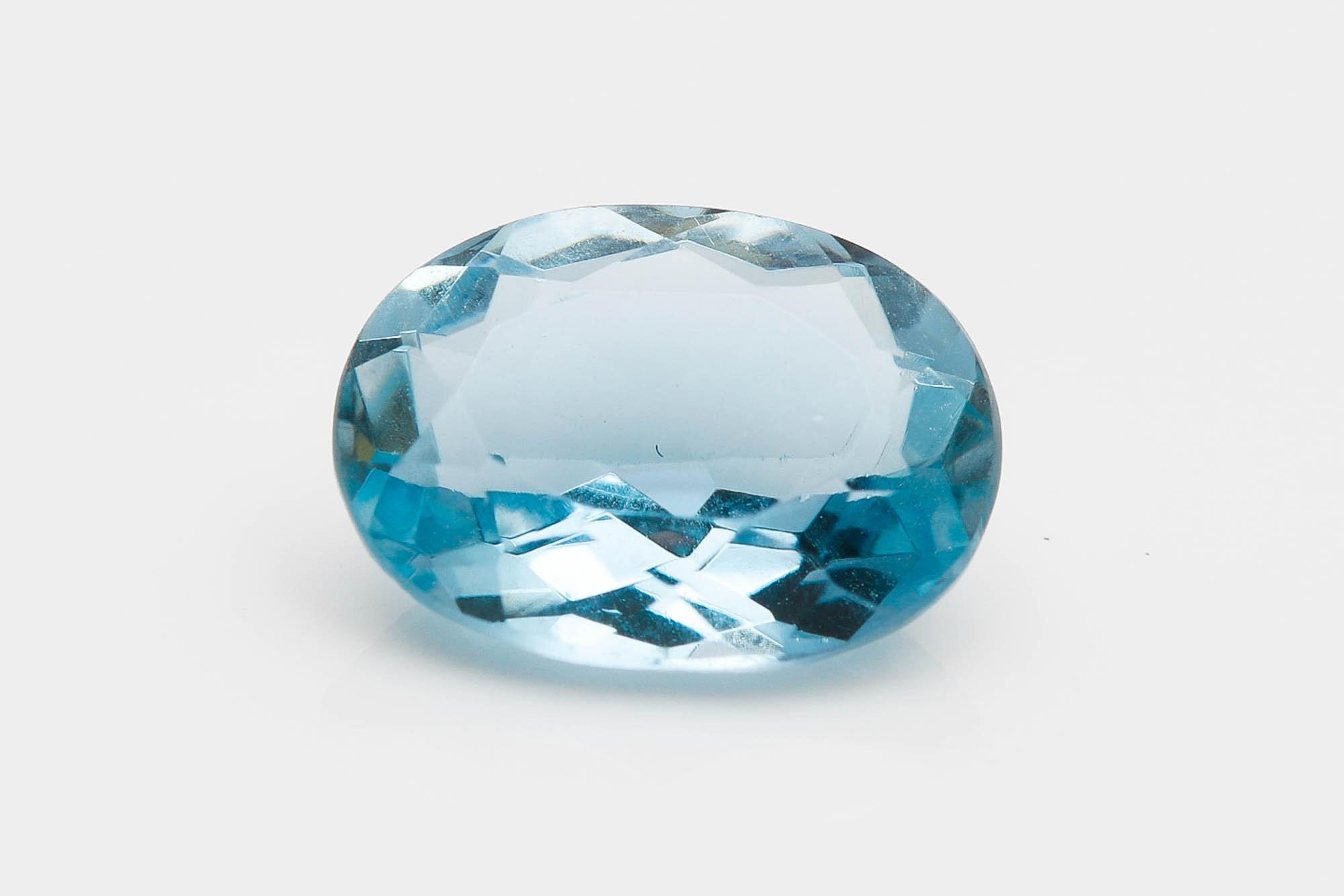 2.65 CT Blue Topaz