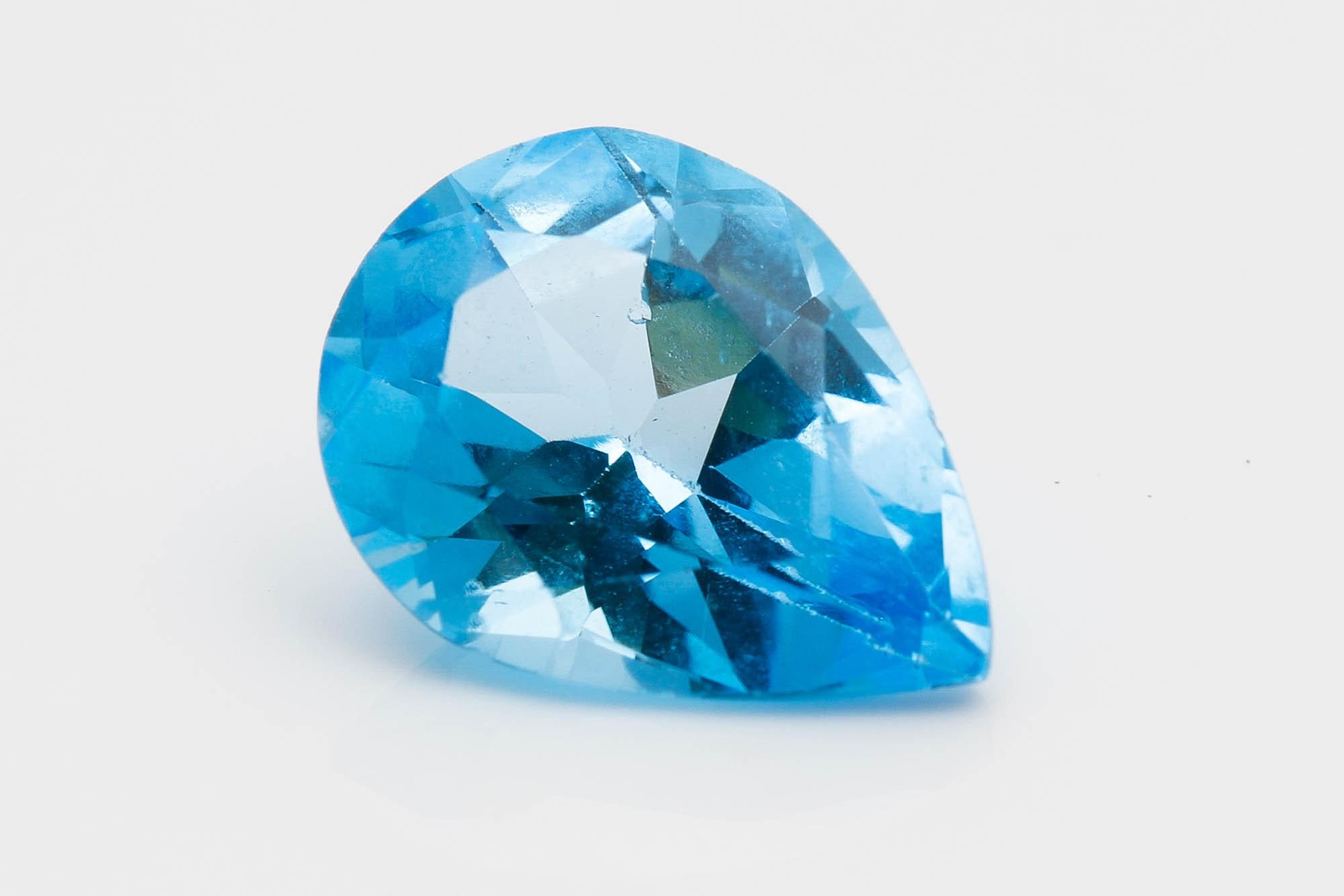 3.55 CT Blue Topaz