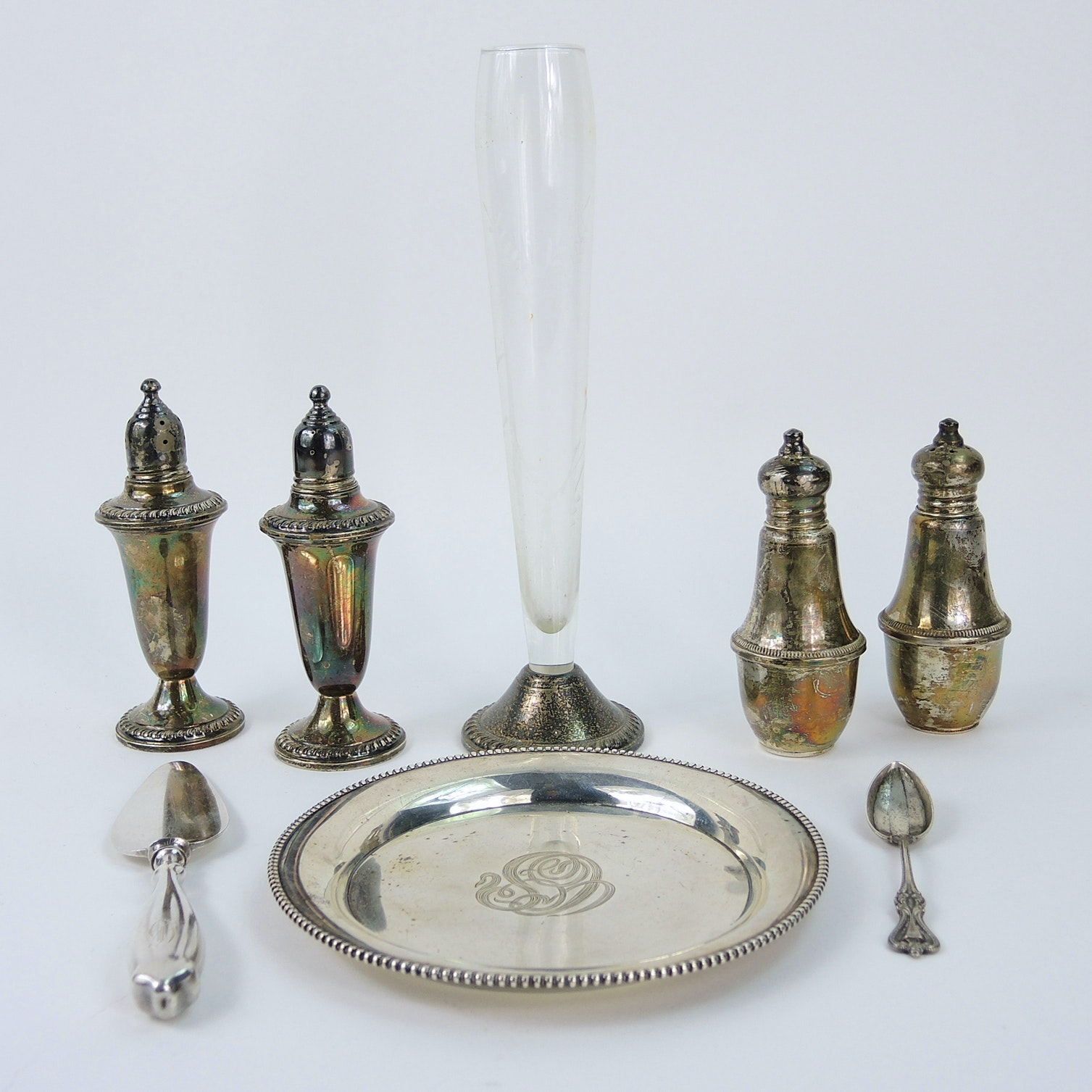 Sterling Silver Tabletop Assortment