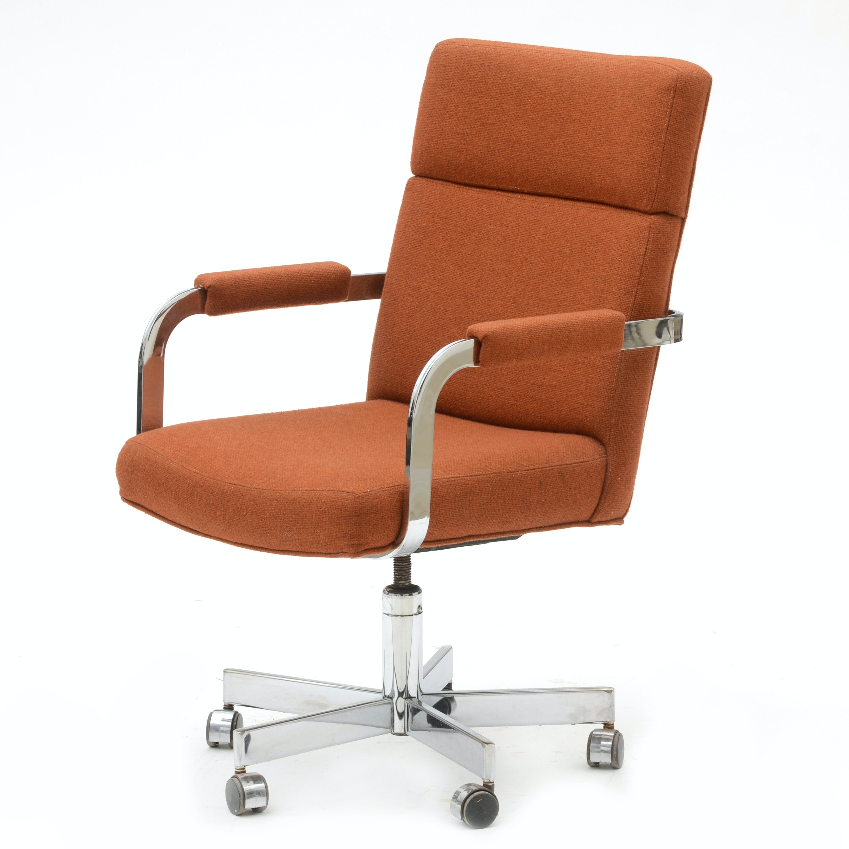 Milo Baughman's Executive Office Chair