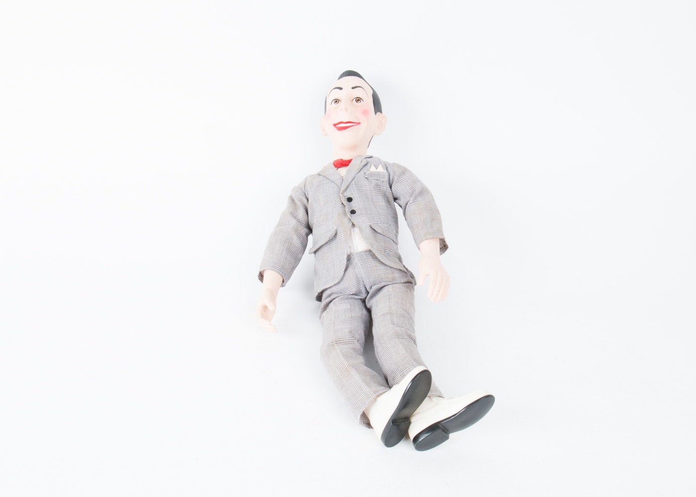 "Talking ""Pee Wee Herman"" Character Doll"