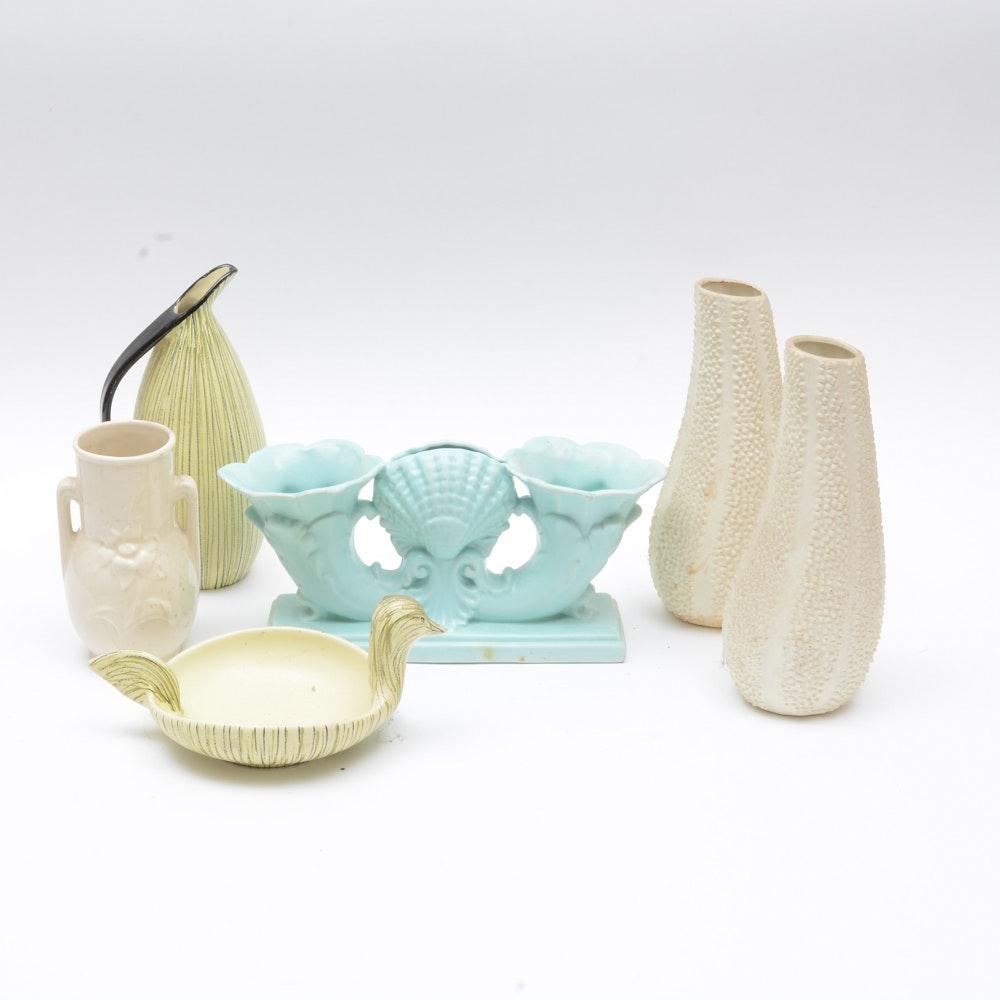 Assortment of Ceramics