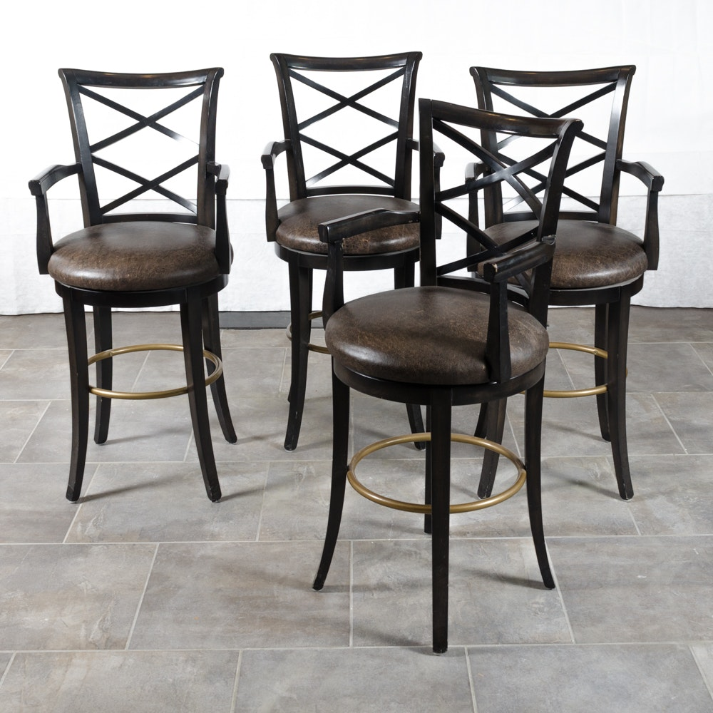 Contemporary Bar Stools By Duralee Fine Furniture ...