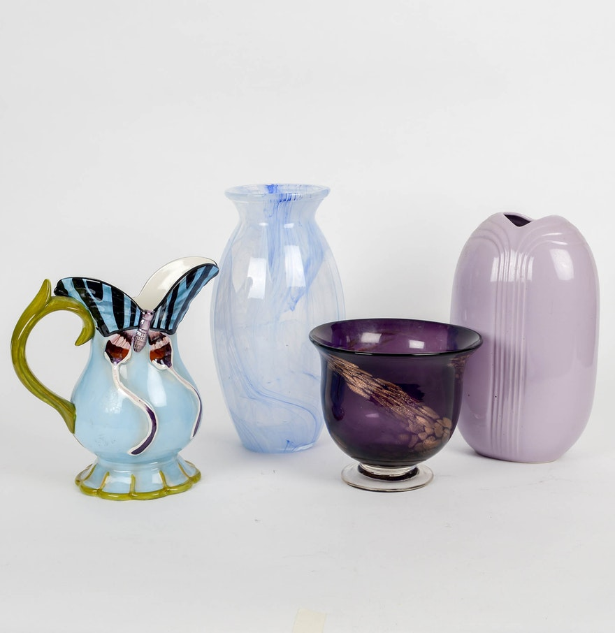 collection of contemporary vase  ebth - collection of contemporary vase