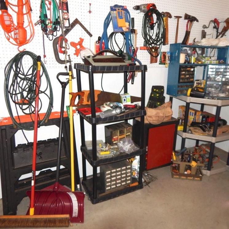 Garage and Workshop Equipment