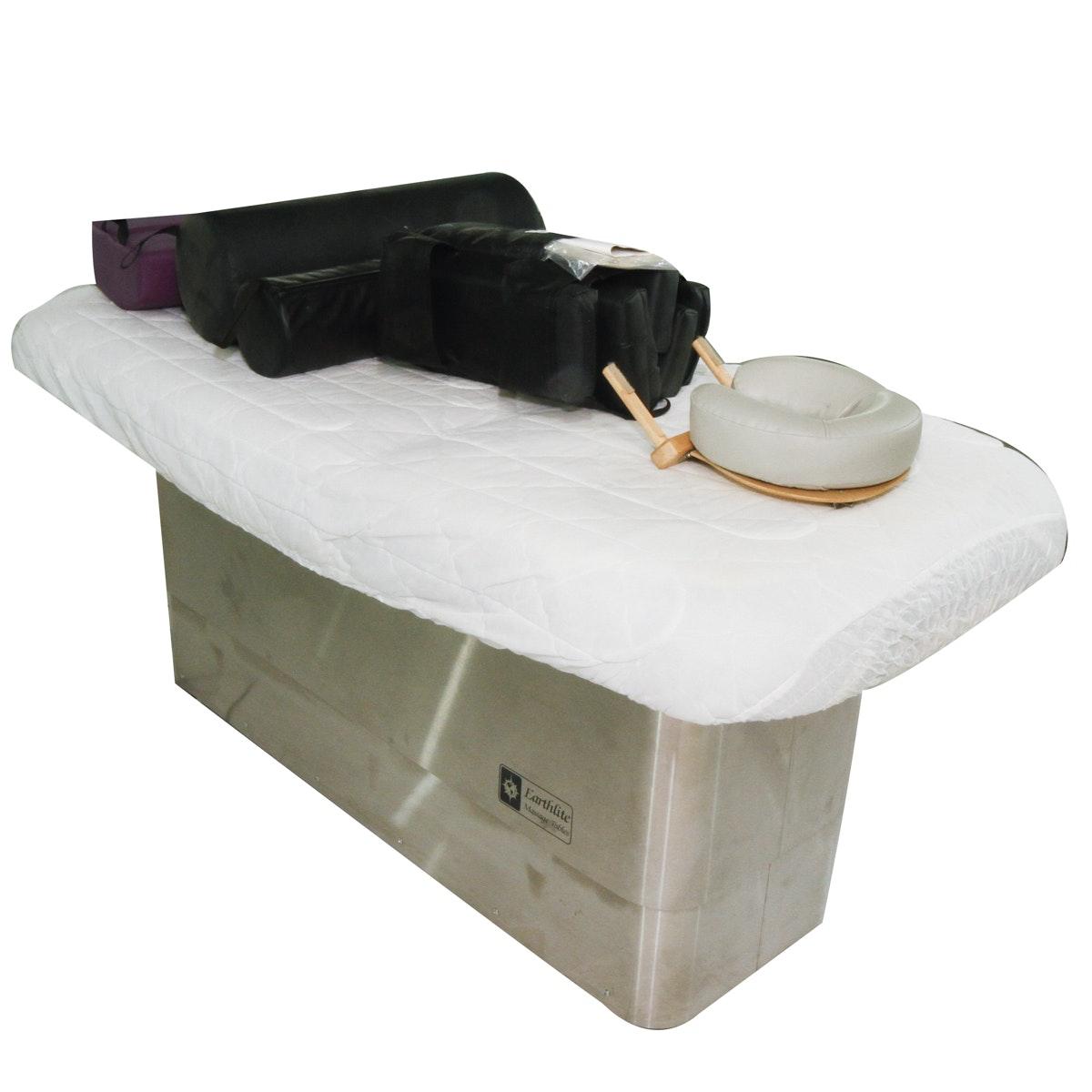 Earthlite Hyrdaulic Massage Table