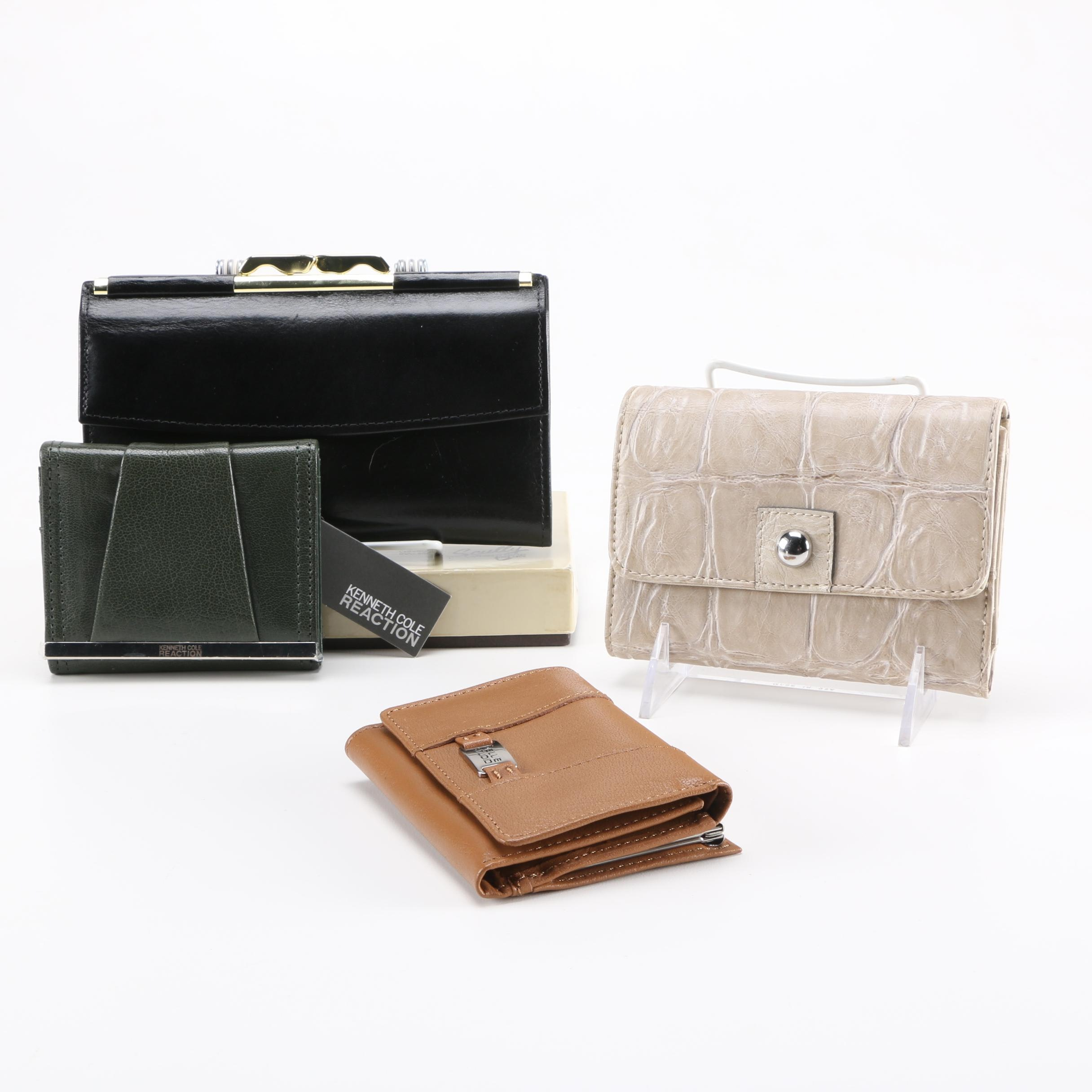 Women's Wallets Including Kenneth Cole Reaction