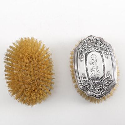 Nussbaum  amp  Hunold Vanity Sterling Silver Monogrammed Brushes. Vintage Bathroom Vanity   Used Bathroom Vanities for Sale   EBTH