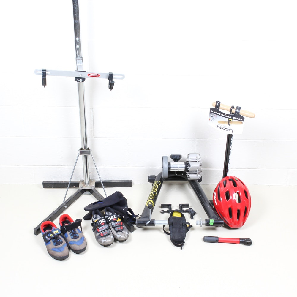 Bicycle Enthusiast Accessories