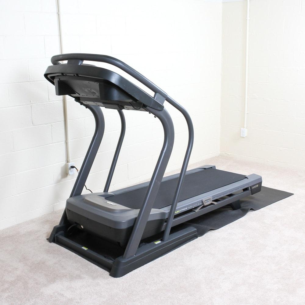 Heath Rider FlexStride Max Treadmill