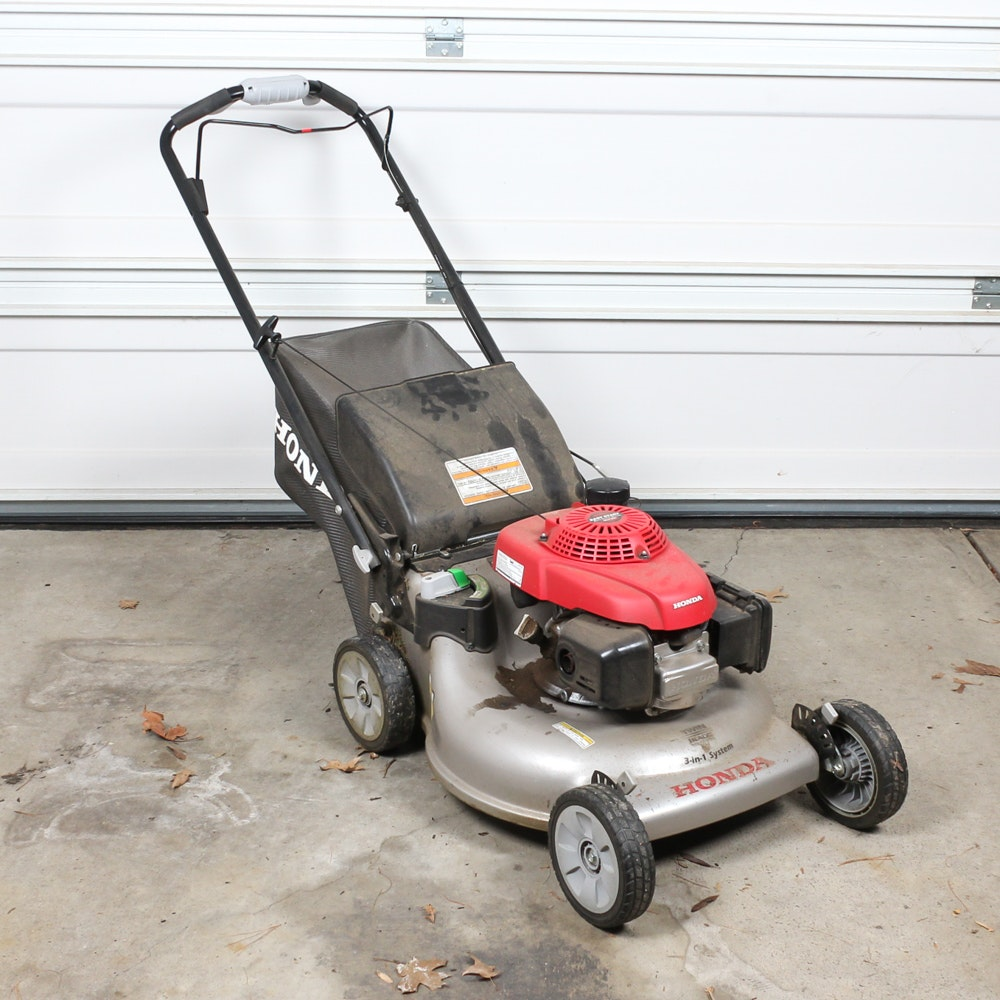 Honda Self Propelled Lawn Mower With Smart Drive ...