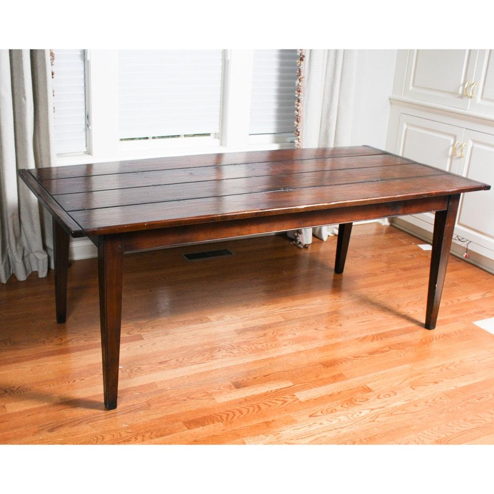Rustic Amish Farmhouse Table