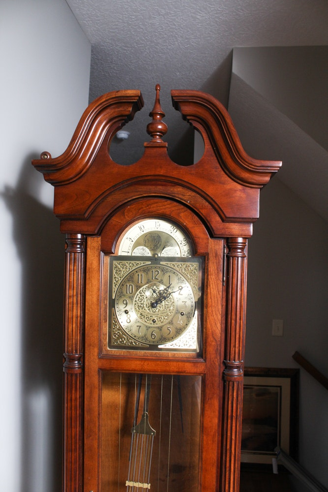 Howard Miller 61st Anniversary Edition Grandfather Clock