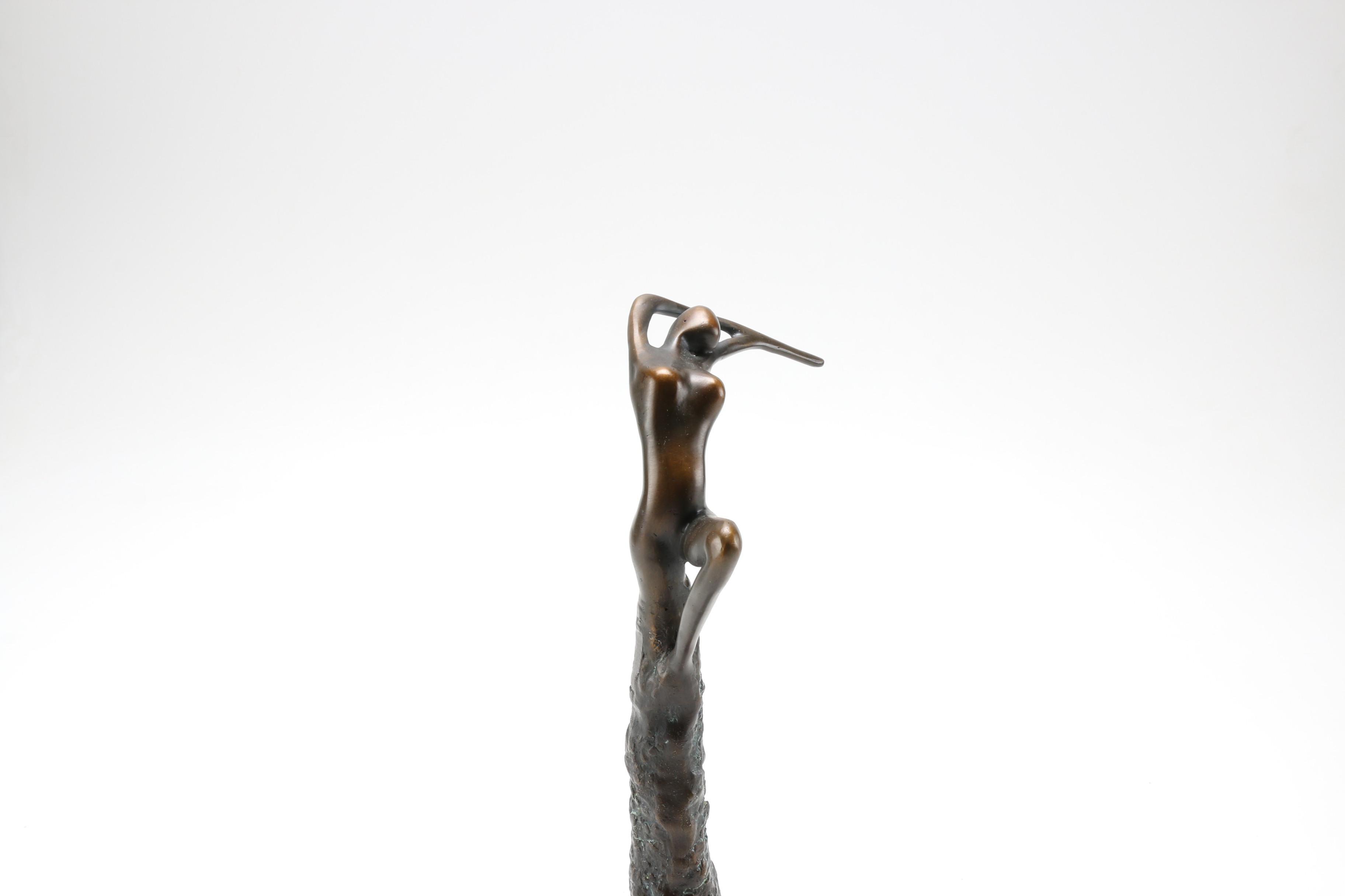 "Jennine Parker Limited Edition Bronze ""Freedom"""