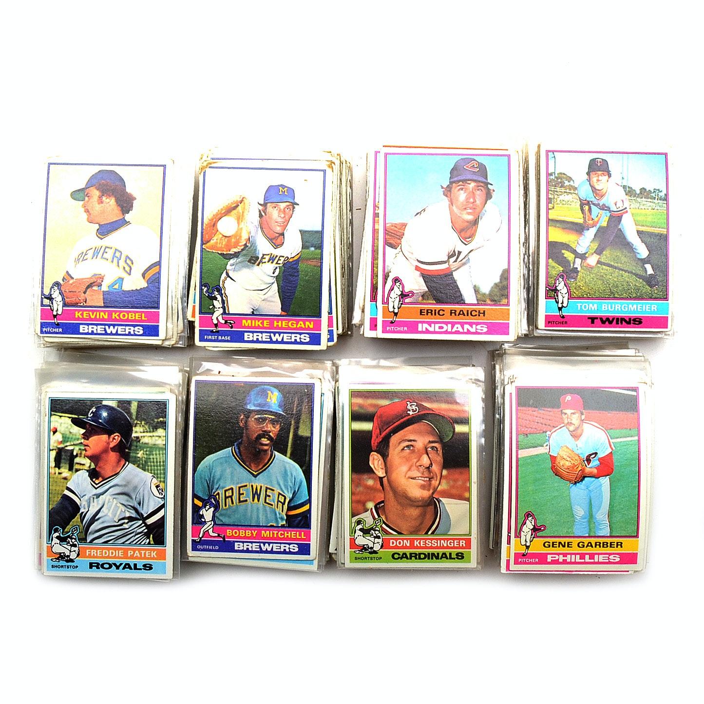 1970s-1980s   Topps Baseball Cards