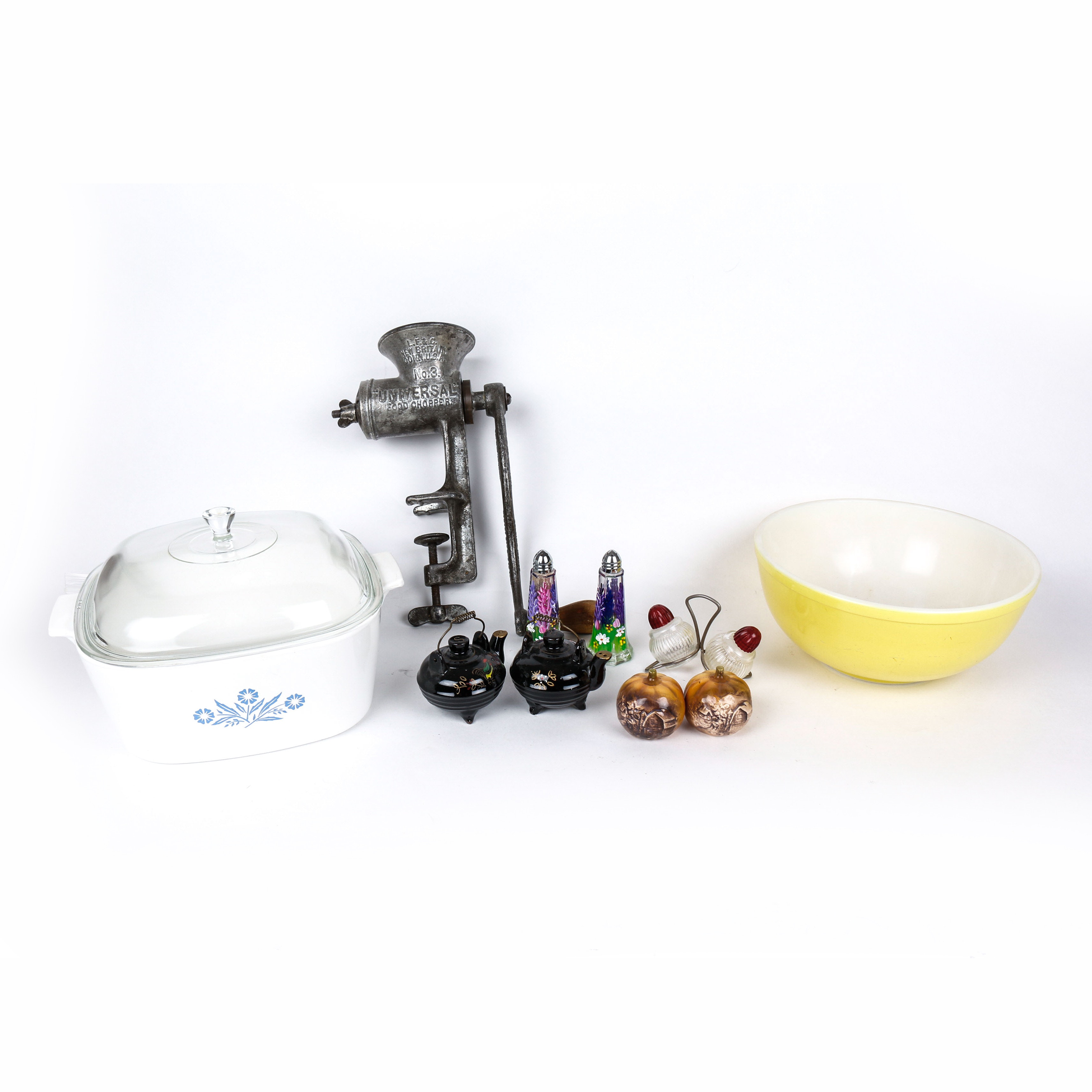 Collection of Vintage Kitchenwares