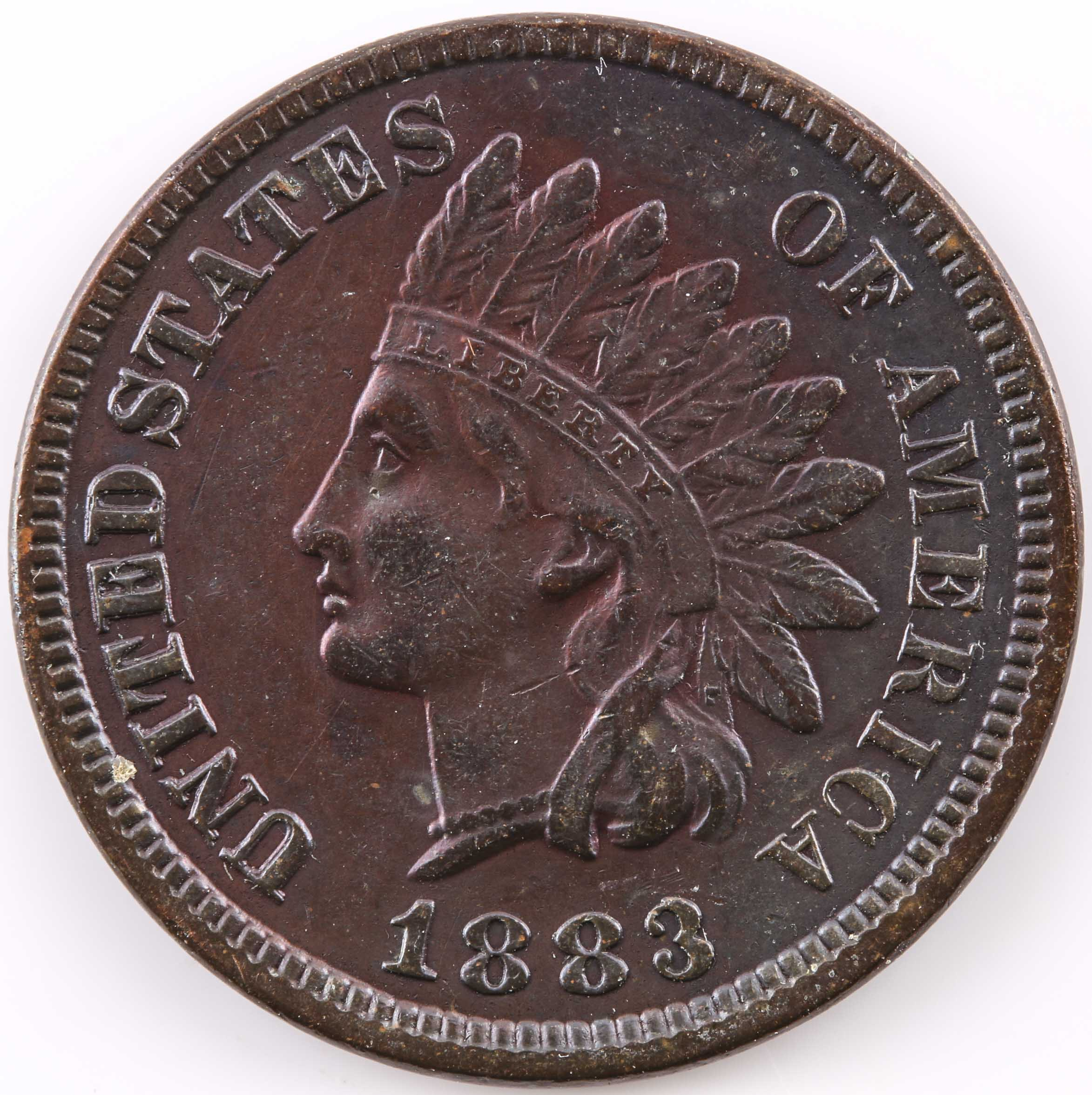 1883 Indian Head Cent