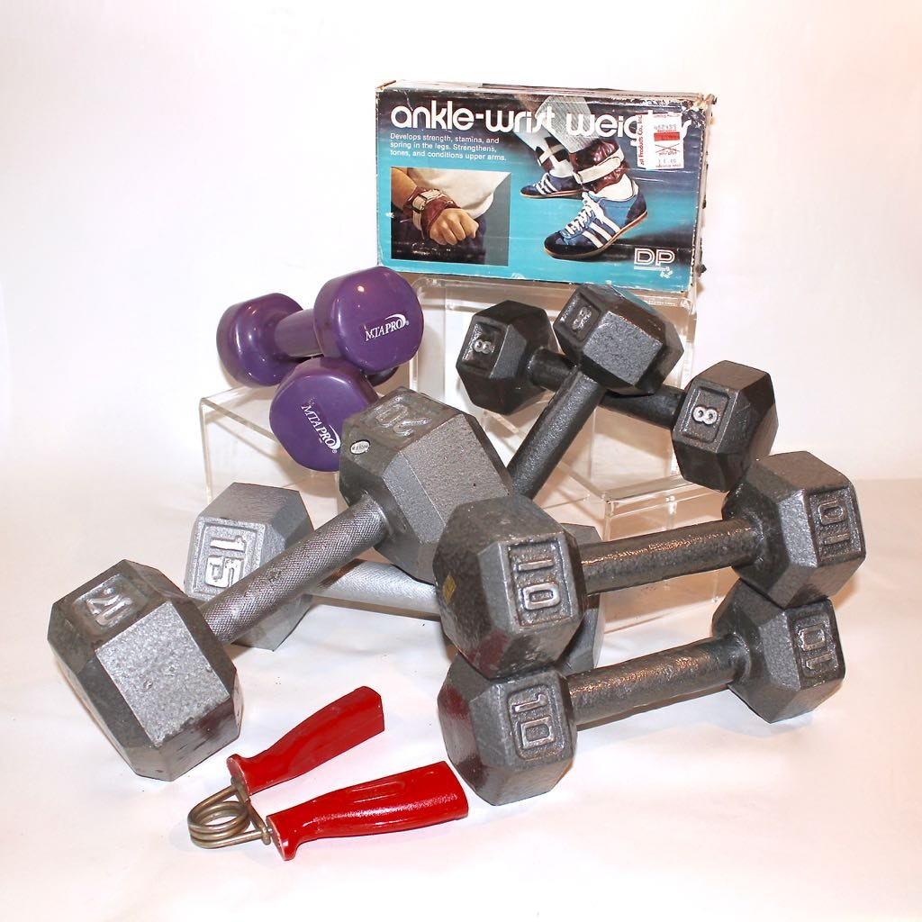 Lot of Personal Weights