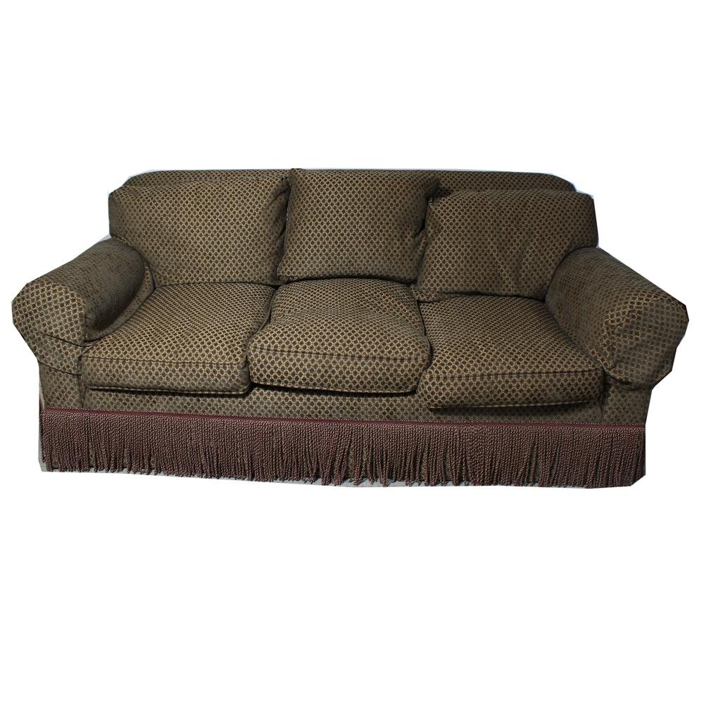 Century Furniture Upholstered Sofa