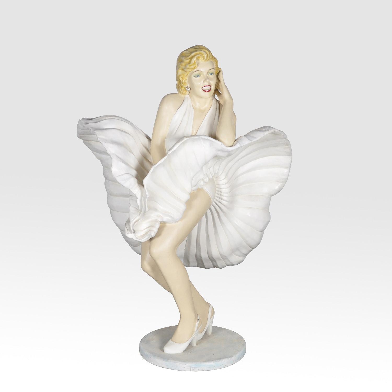 Life Size Marilyn Monroe Statue