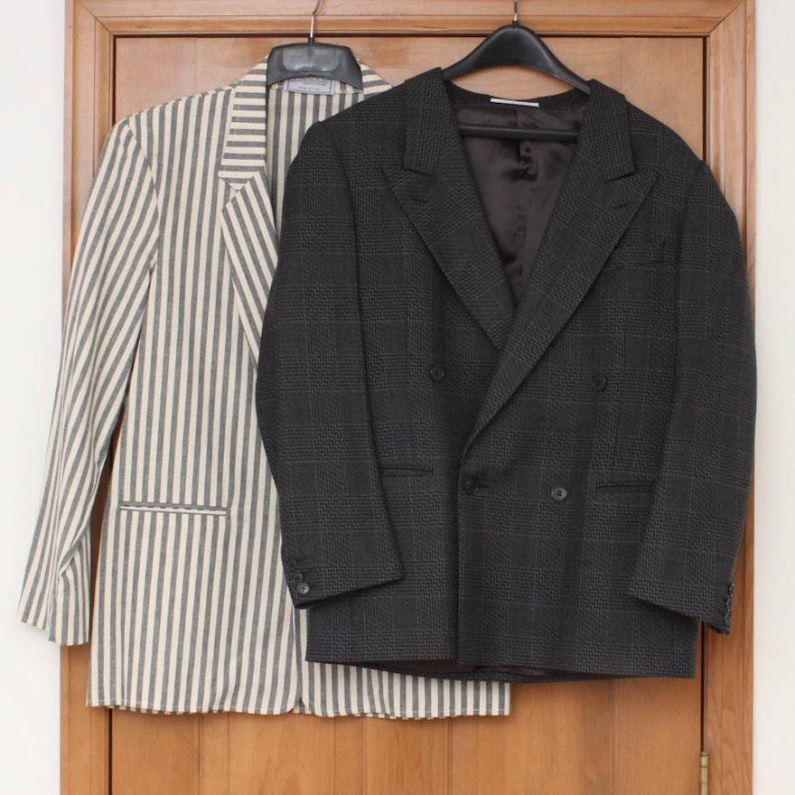 2db39f07369 Men's Vintage Jacket Collection Featuring Yves Saint Laurent : EBTH