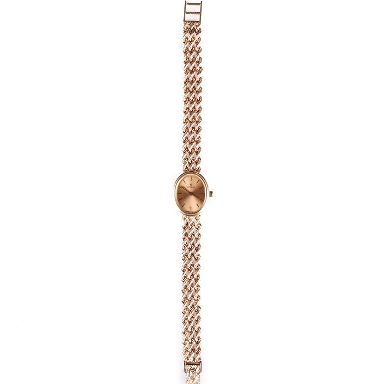Concord 14K Yellow Gold Women's Wristwatch