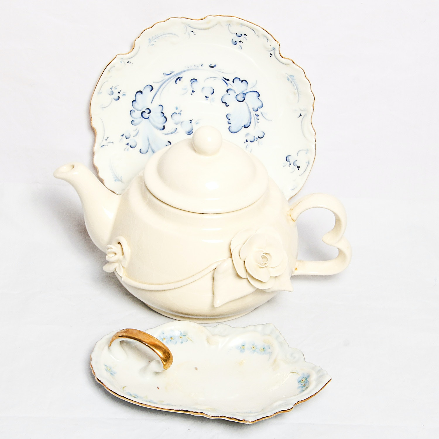 Selection of Porcelain Items
