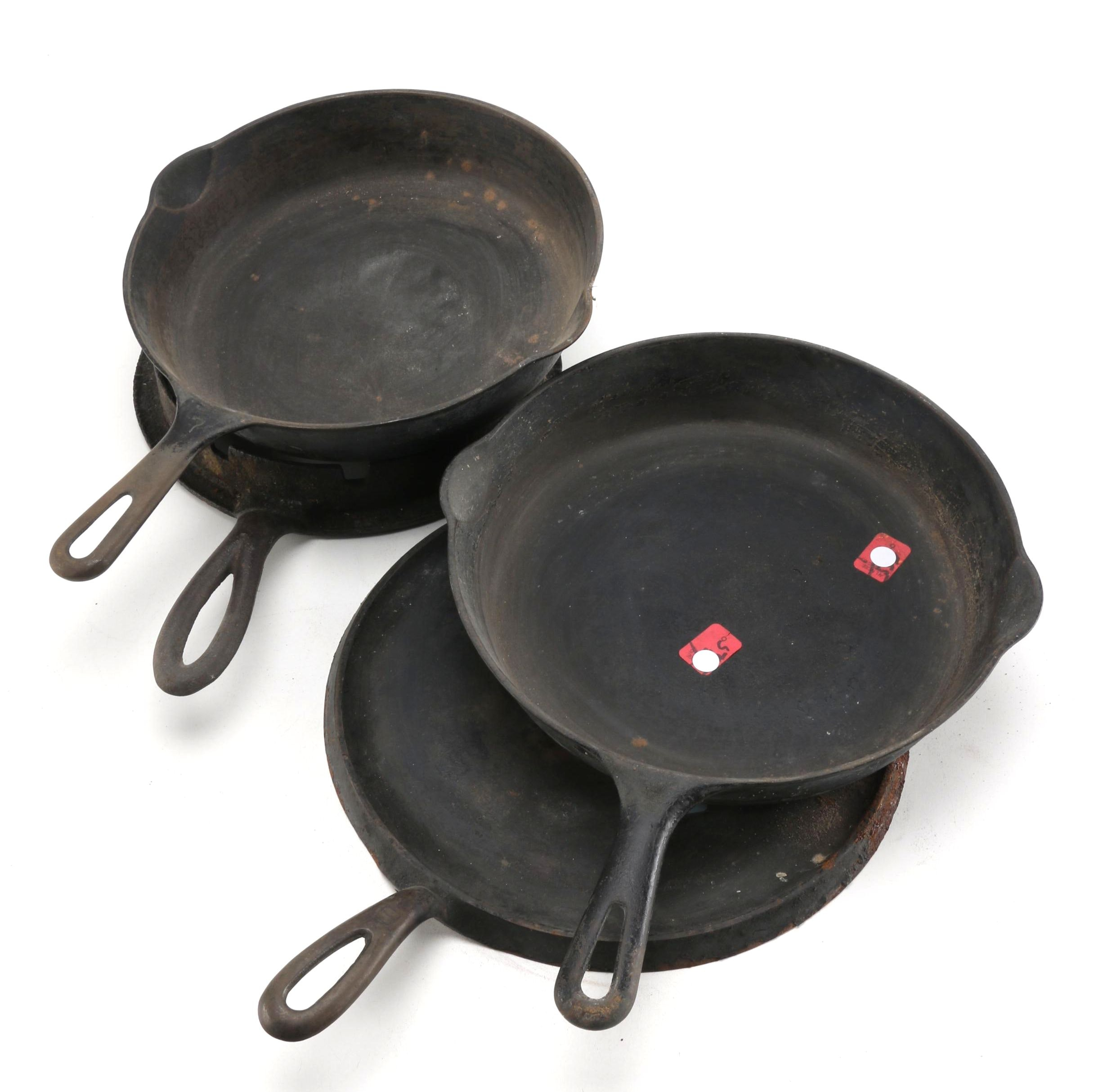 Griswold Cast Iron Cookware