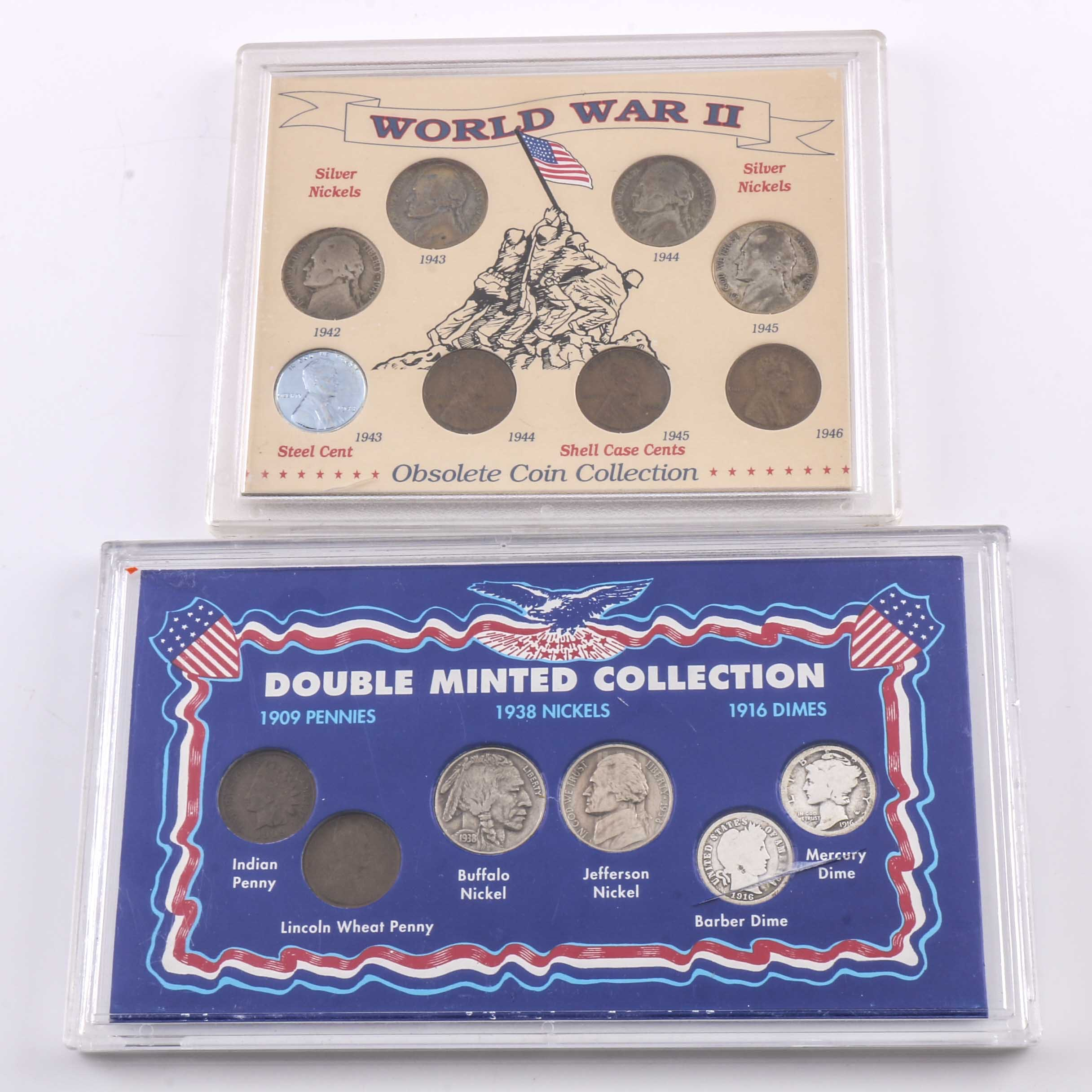 Two U.S. Coin Sets