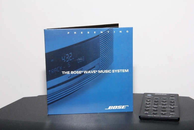 bose wave music system manual