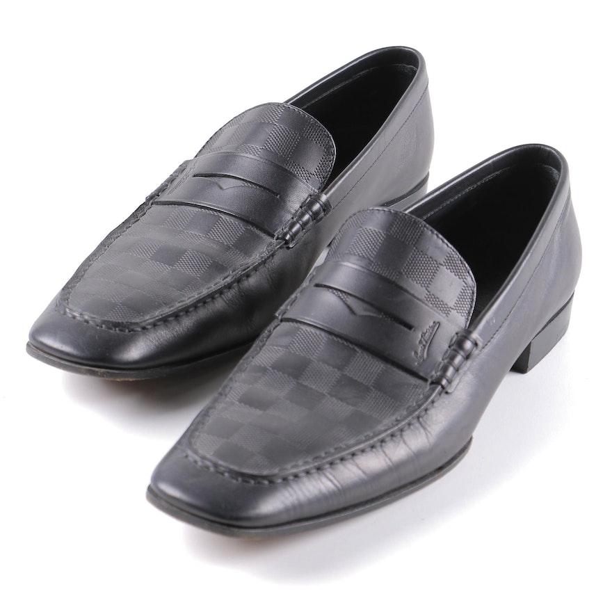 084c7dc1af0d Men s Louis Vuitton Damier Loafers   EBTH