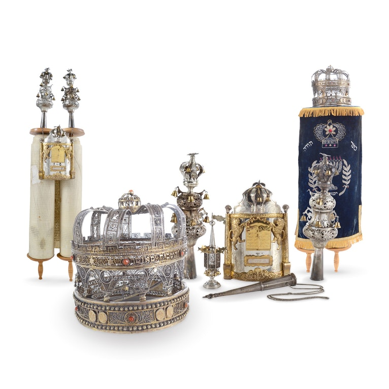 ACE Series: The Sefer Torah Crown