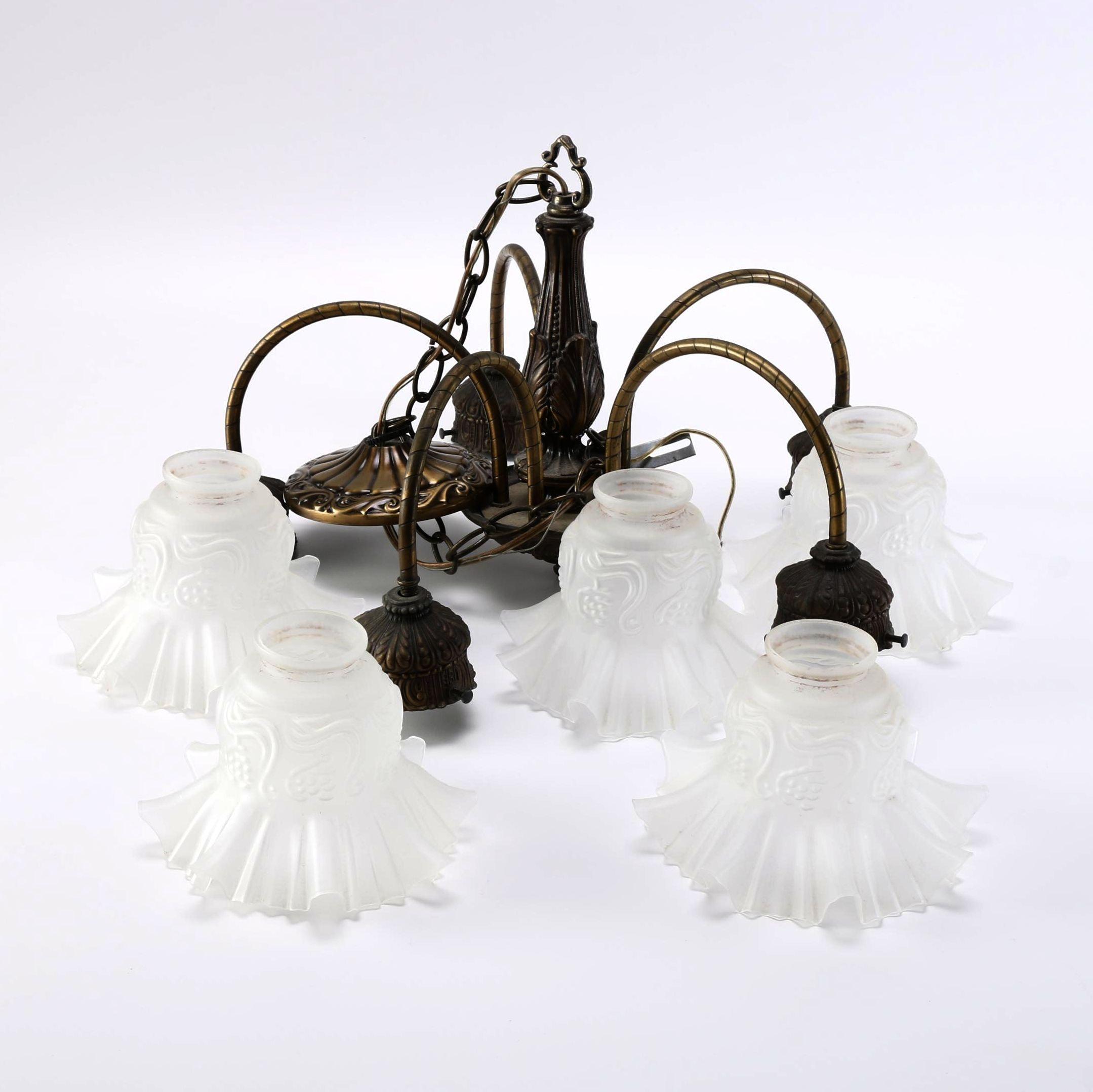 Victorian Inspired Chandelier