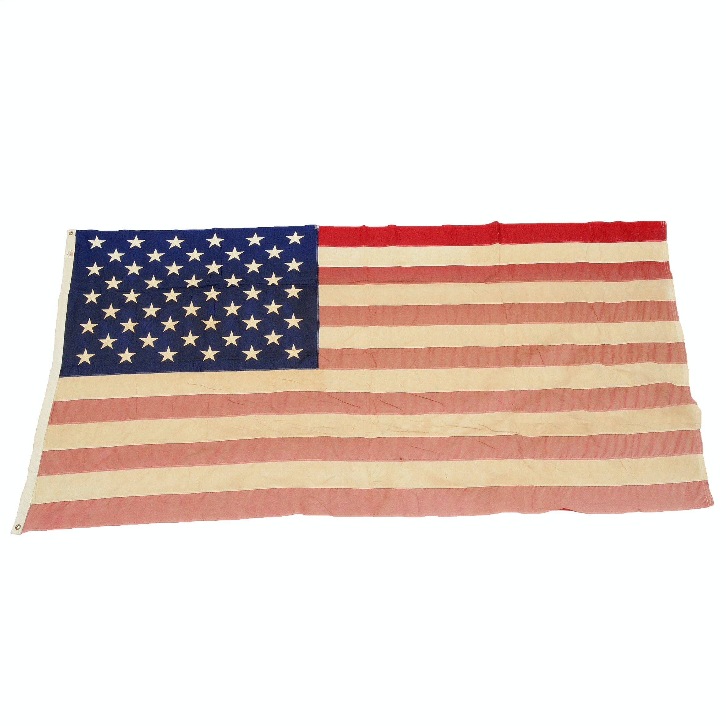 """Massive Cloth """"Valley Forge"""" American Flag"""