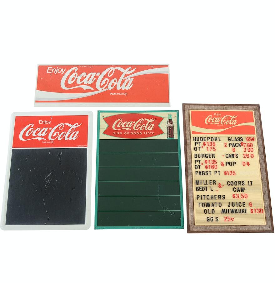 Vintage Menu Board 50