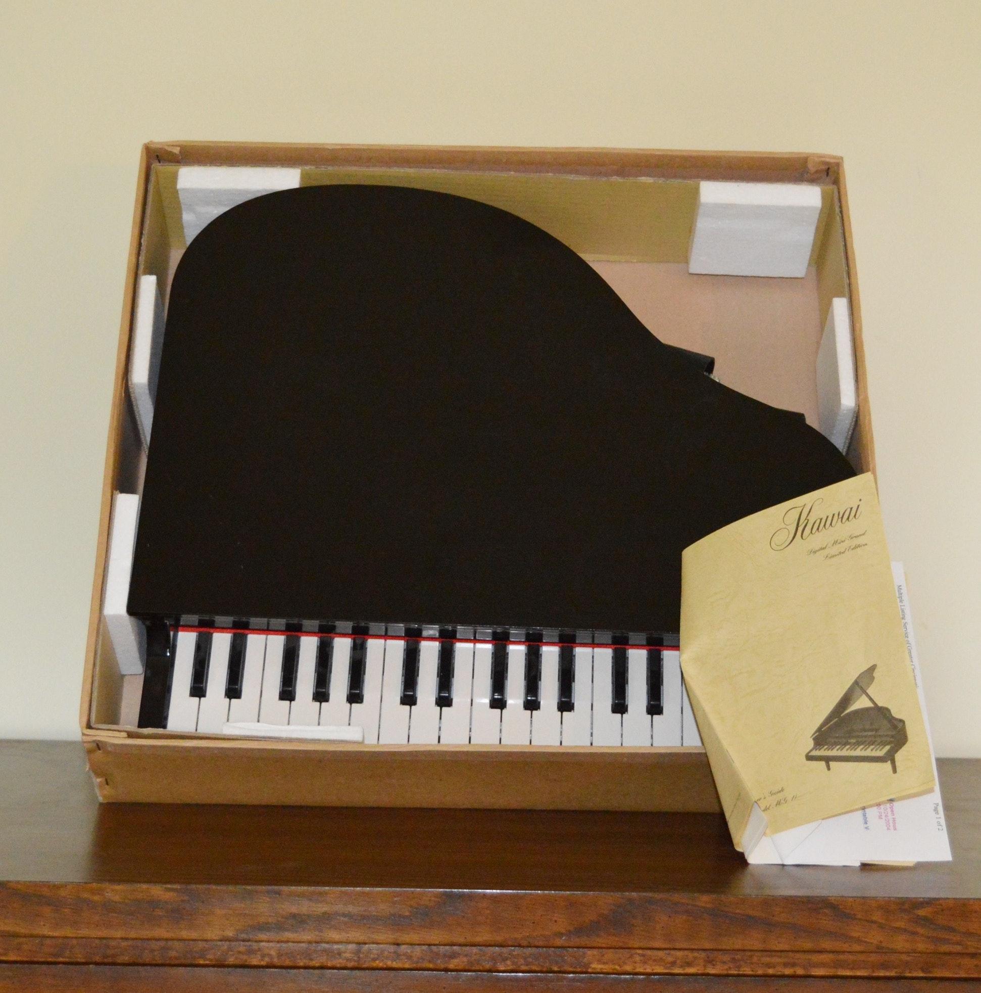 Limited Edition Kawai Digital Mini Grand Piano