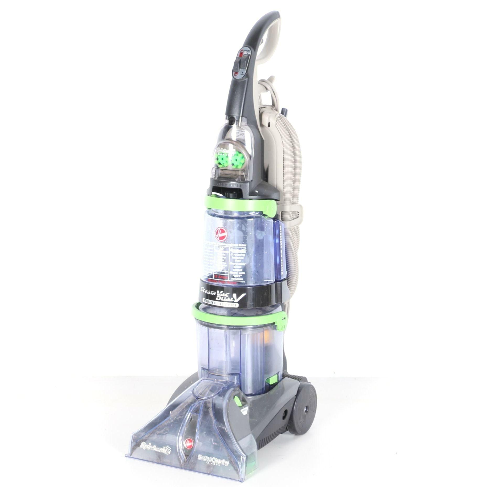 Hoover SteamVac Dual V Carpet Cleaner