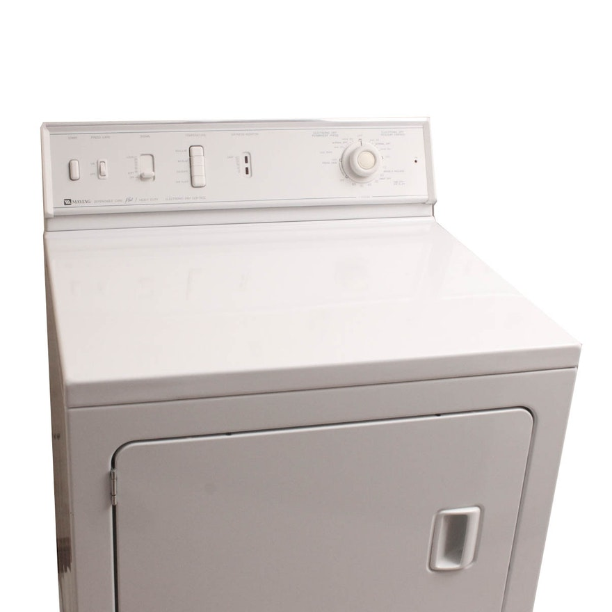Maytag Dependable Care Plus Washer And Dryer Set Ebth