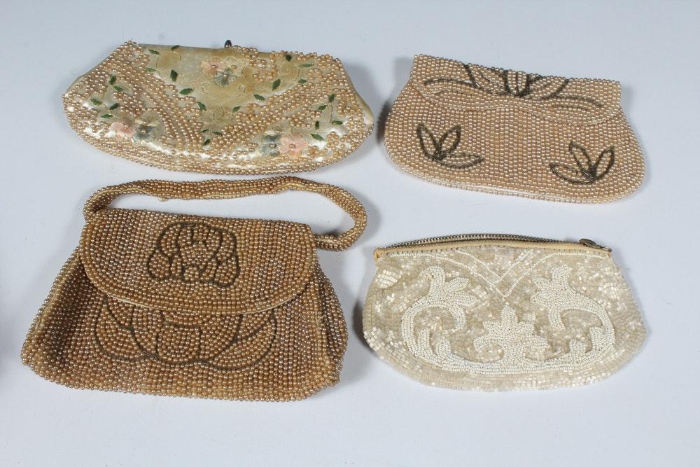 Vintage Beaded Handbags
