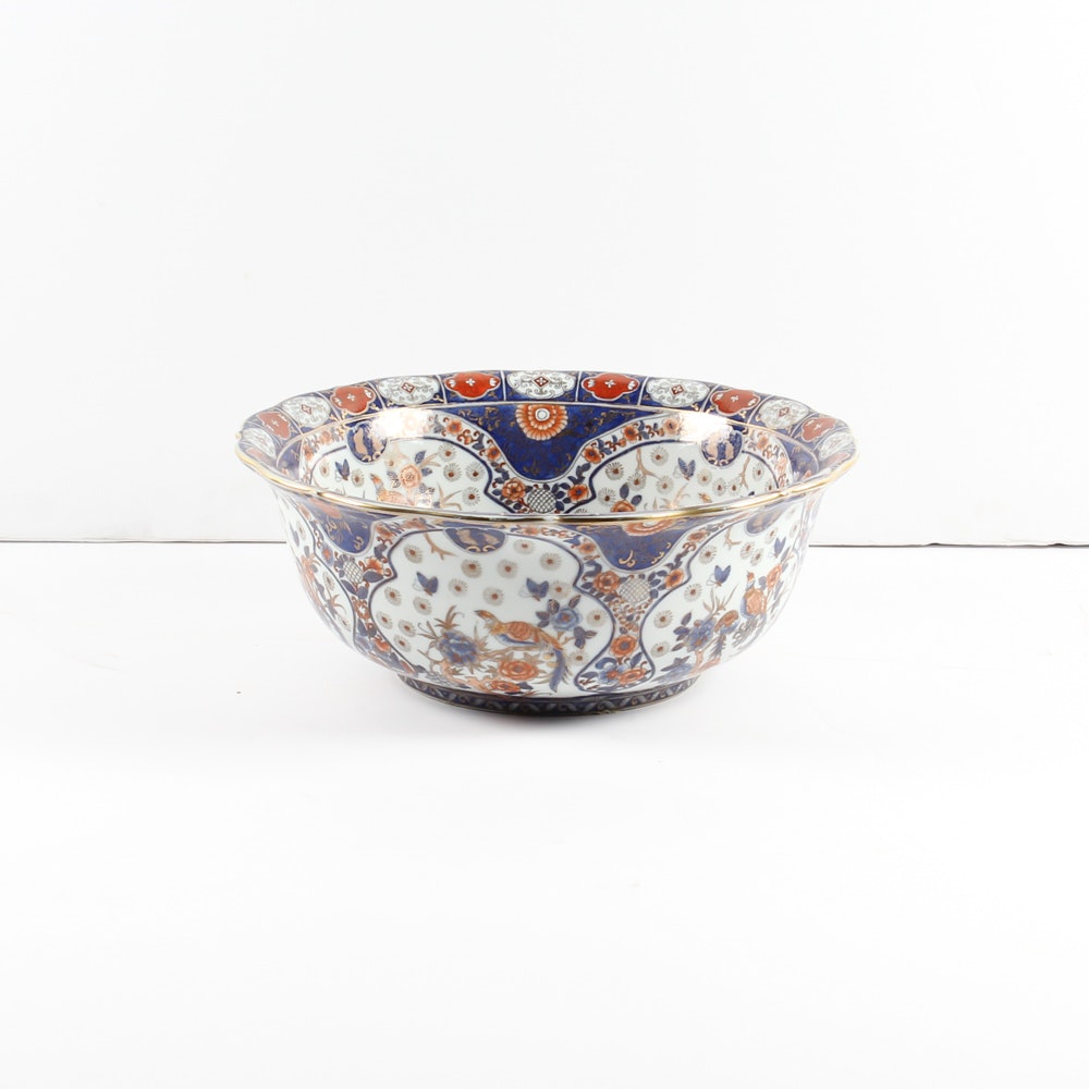 Chinese United Wilson Porcelain Basin