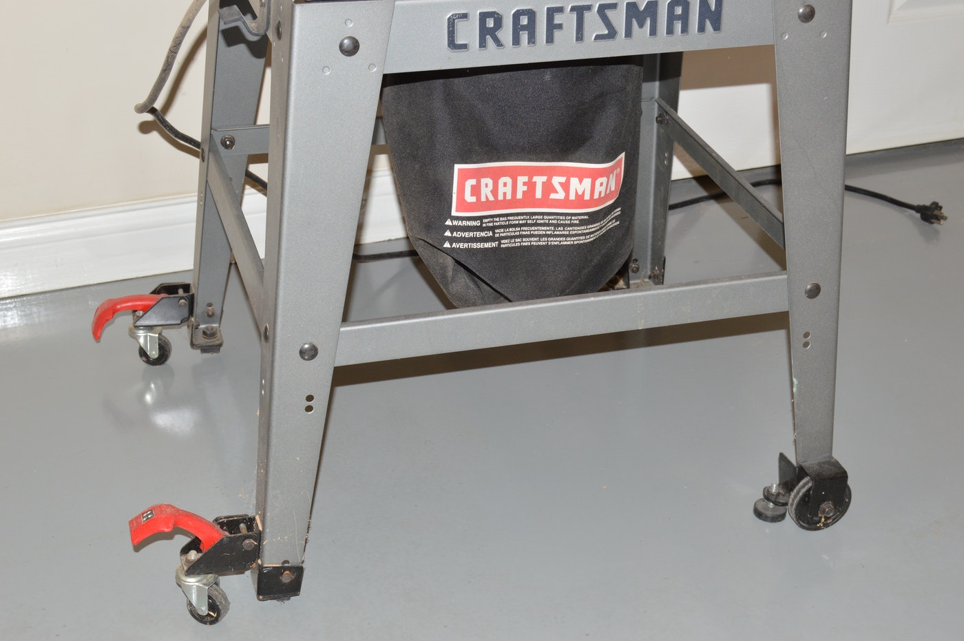craftsman 10 table saw manual