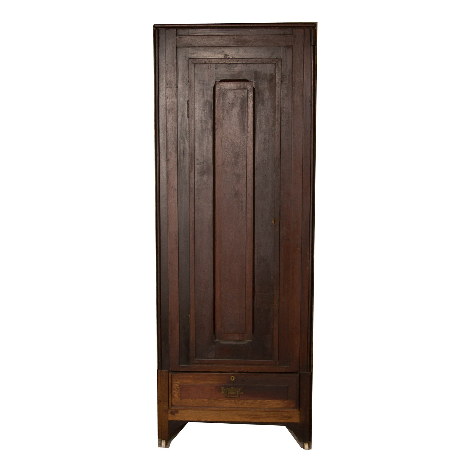 Antique to Vintage Wooden Armoire