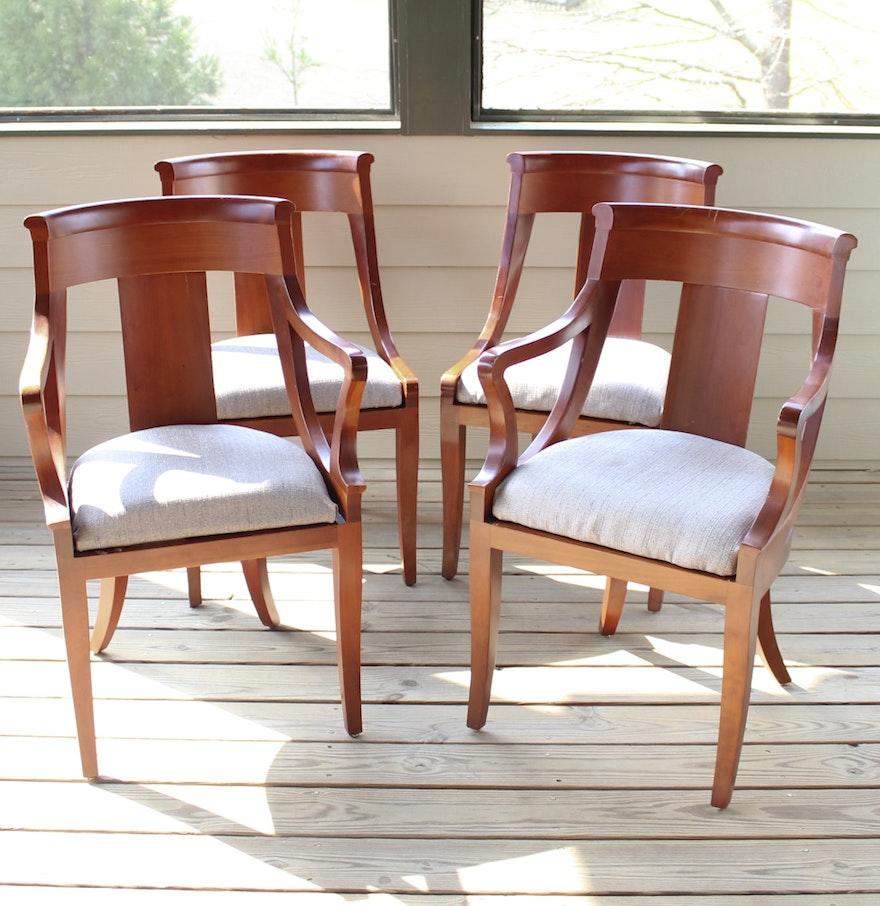 Baker Dining Chair Set : EBTH
