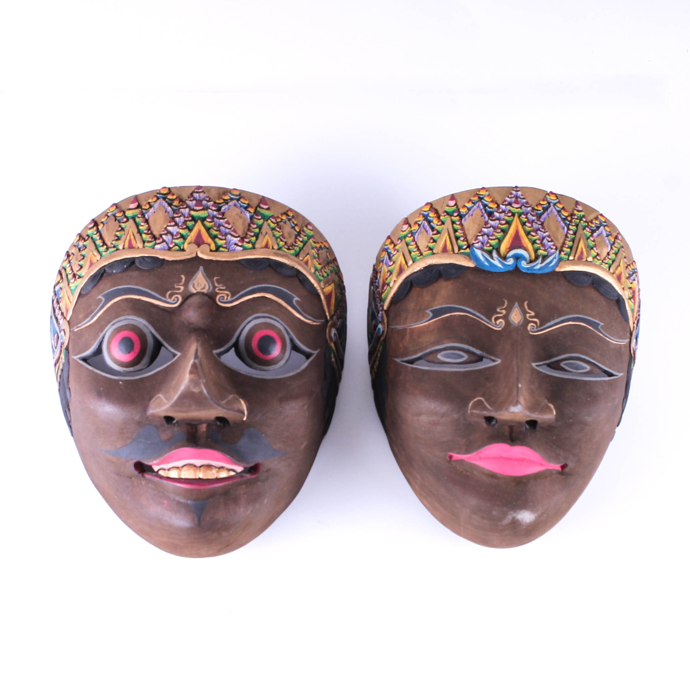 Malaysian Masks