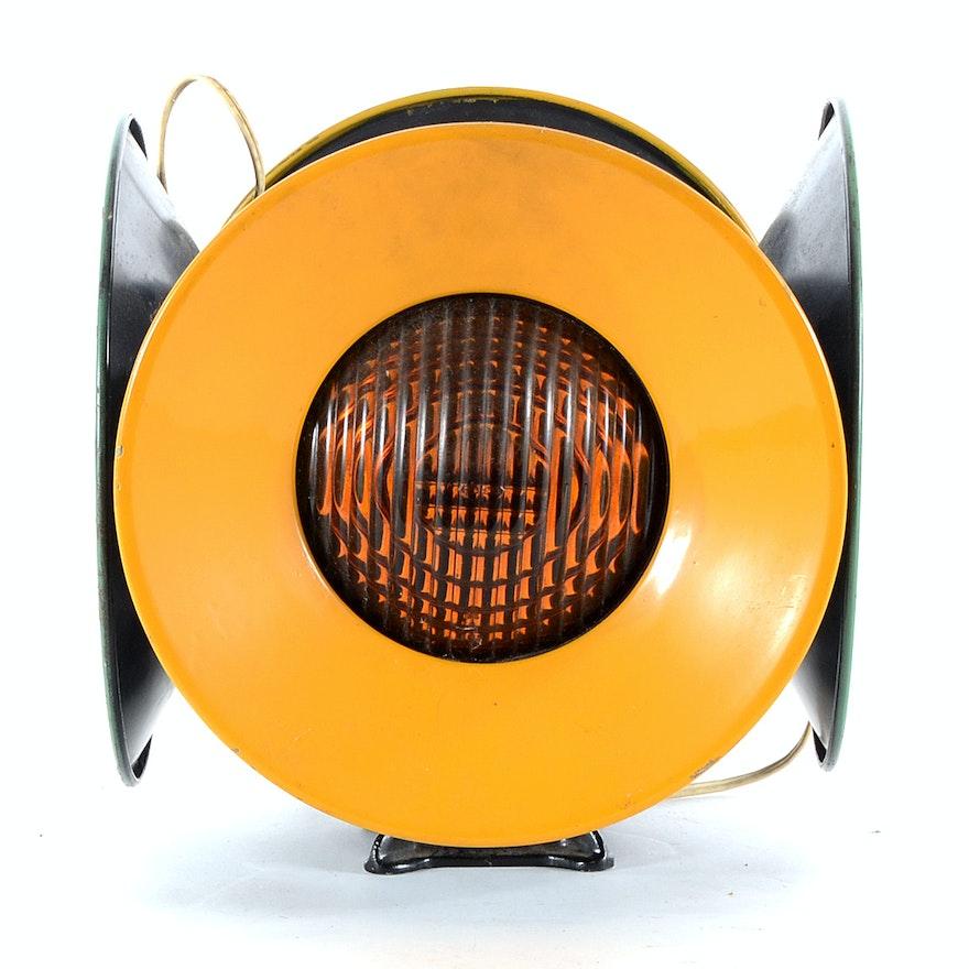 Adlake Railroad Signal Lantern