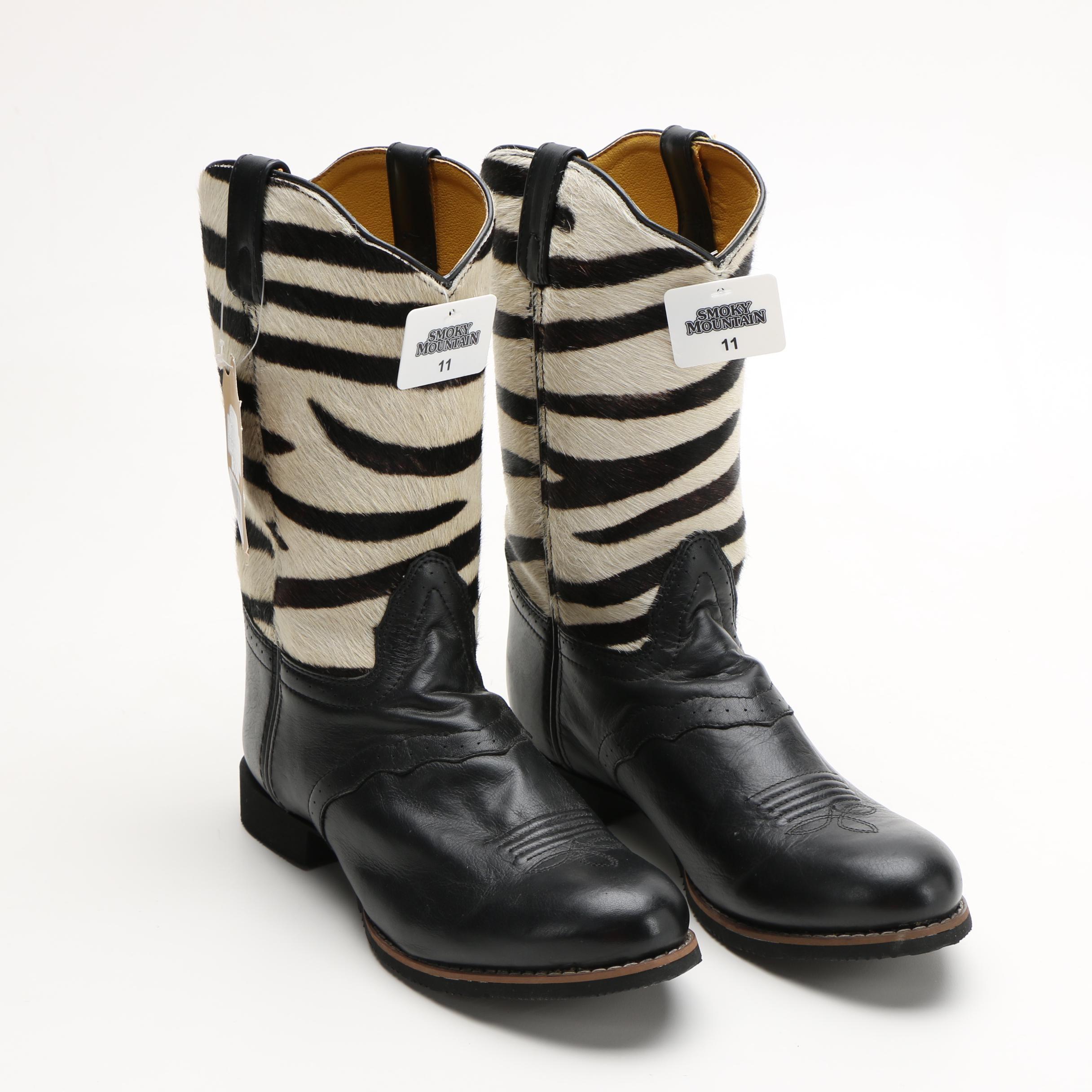 smoky mountain boots cowboy boots ebth